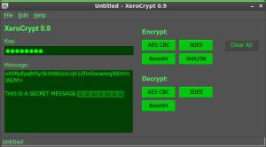 XeroCrypt-Python