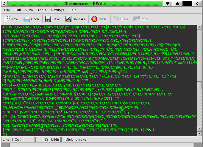 decompile executable linux