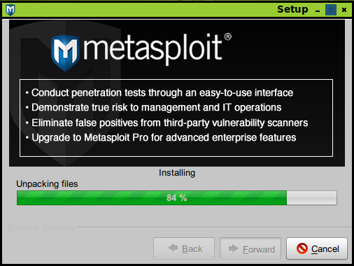 Metasploit Installation in Linux: Your Problems Sorted  Probably