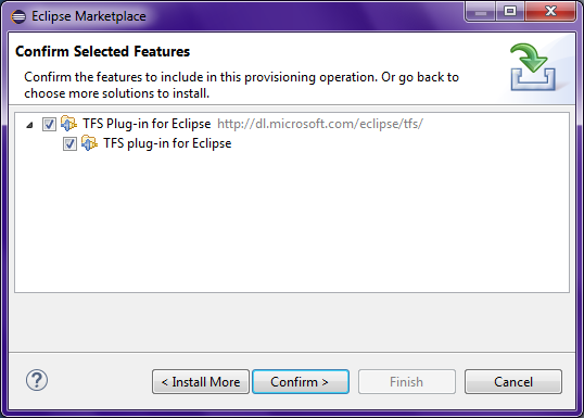 Using Team Foundation Server with the Eclipse IDE | The Krypt