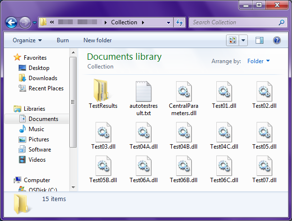 how to create dll file