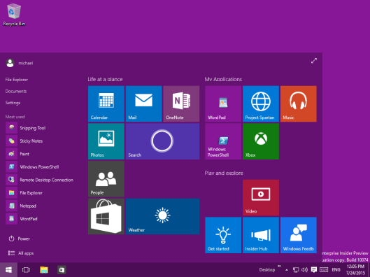 windows10-customised