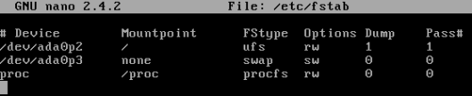 FreeBSD-nano-fstab