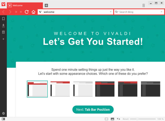 vivaldi-start-screen