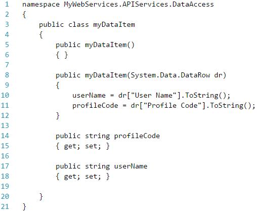 mywebservice-dataitem
