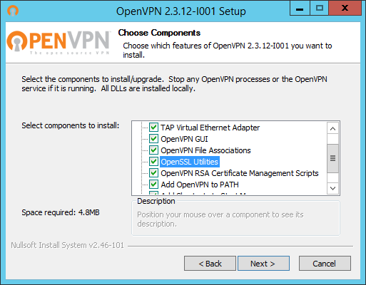 openvpn-install-components