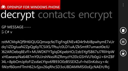 openpfp4win-paste-encrypted